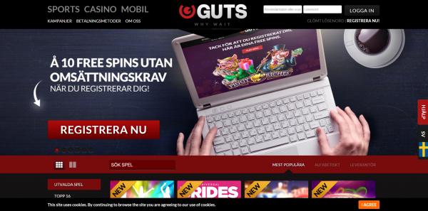 Guts-Casino-hemsida
