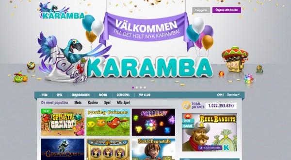 karamba - lobby