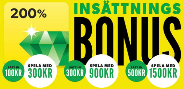 Rizk Casino Willkommensbonus - 200% Online Casino Bonus