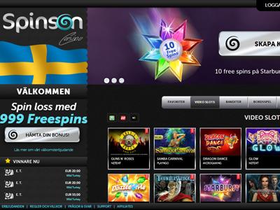 Spinson Screenshot