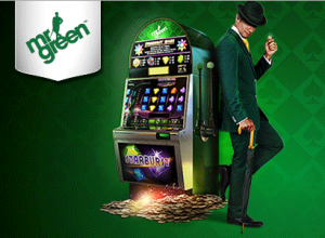 mr green casino games