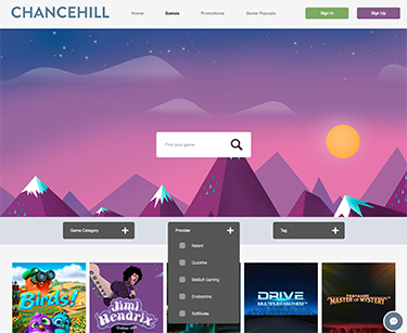 Chance Hill Screenshot