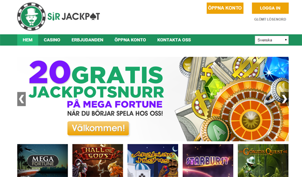 SirJackpot Screenshot